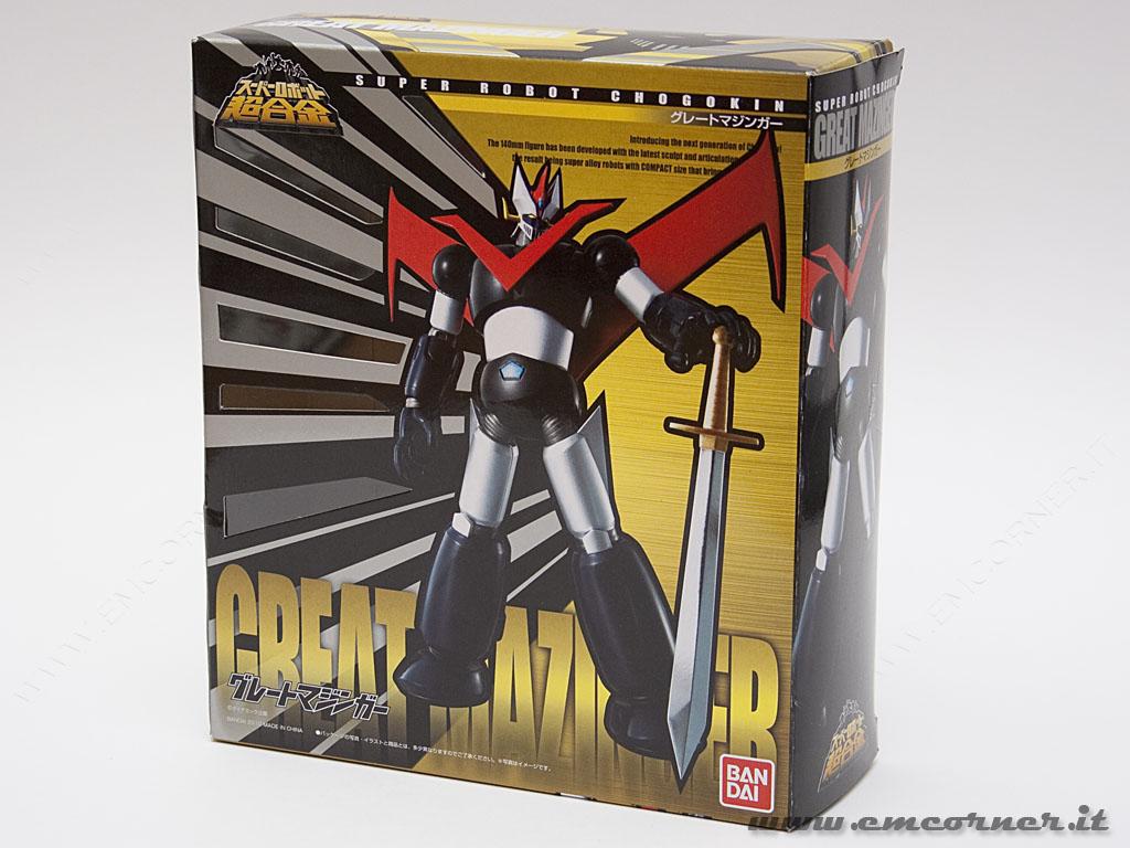 Great Mazinger 01