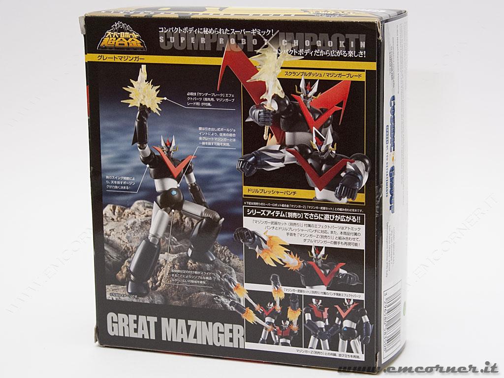 Great Mazinger 02