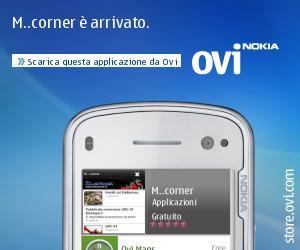 M..corner arriva anche sugli smartphone Nokia!
