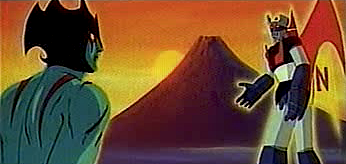 Mazinger Z vs Devilman screen shot