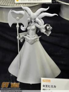Prototipo Statua Regina Himika Cm's