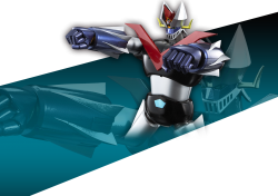 Soul of Chogokin DX-02: Great Mazinger