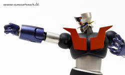 SRC Mazinger Z iron (Kurogane) finish