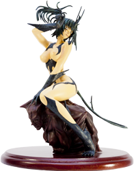 New Line Devilman Devil Lady Pre-painted coldcast 1/6 (Anime Ver 2)
