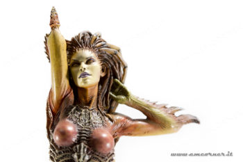 Kerrigan Polystone Statue by Sideshow Collectibles Queen of Blades