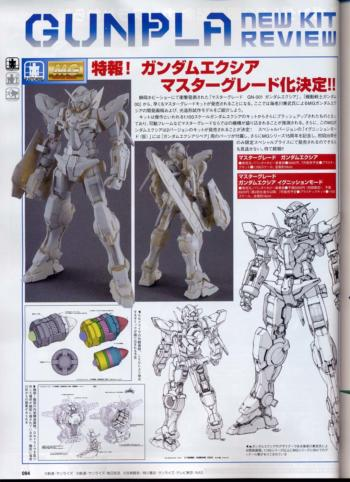 Hobby japan 7 2009 spec, gundam, figure, macross