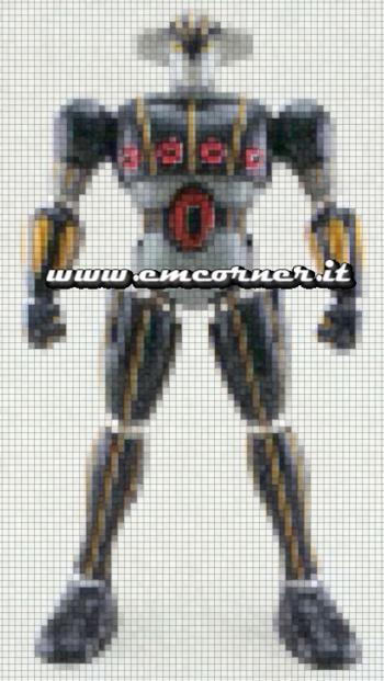 Preordini ZPRO-01 KOTETSU JEEG