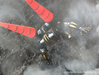 ZPRO-01 BLACK first impact!