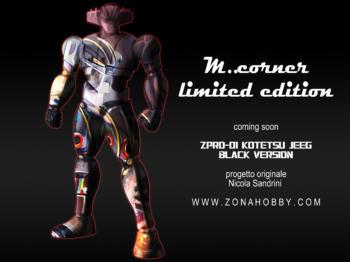 ZPRO-01BLACK Prossimamente il servizio fotografico completo...